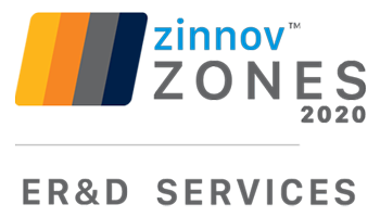 Zinnov Zones ER&D 2020 Report features Trigent for excellence in Enterprise Software