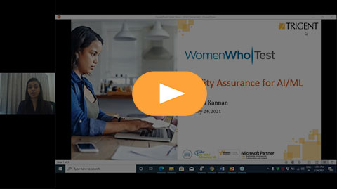 WWT Bangalore virtual event – 'Quality Assurance for AI/ML'
