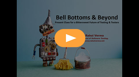 WWT Bangalore virtual event – Bell Bottoms & Beyond: Present Clues for a Bittersweet Future