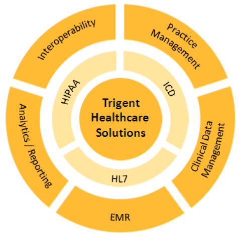 Trigent healthcare solutions